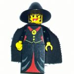 Lego Fright knights Witch 1997 minifigure